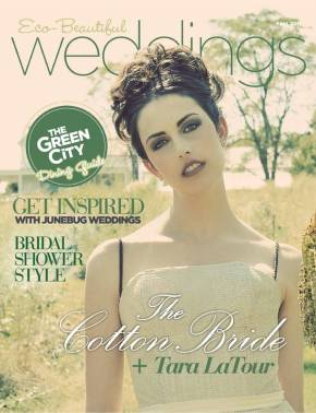 Eco Beautiful Weddings – Fall, 2011