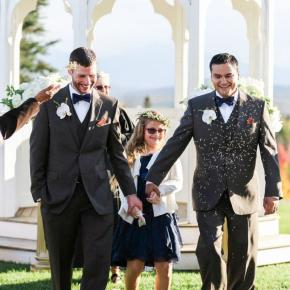 The Well Groomed Groom —  Mountain View Grand Resort Wedding By Rodeo & Co. Photography