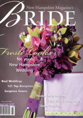 New Hampshire Bride 2009