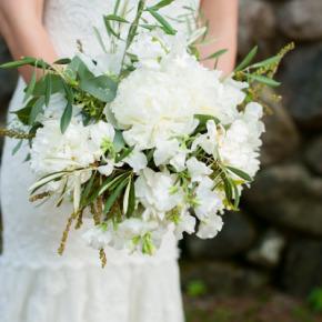 Style Me Pretty — Rustic New England Wedding