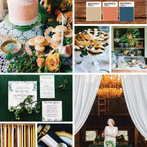 Vermont Vows —  Vermont Wedding Inspiration: Hello Doily