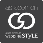 As Seen on Grace Ormonde Wedding Style