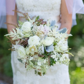 The Knot — A Rustic Wedding at Bishop Farm Bed and Breakfast in Lisbon, New Hampshire