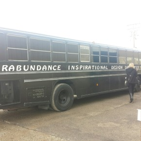 Florabundance Design Days Bus