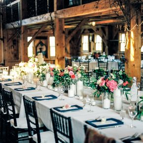 Classic Bride Blog  — Chic Lake Wedding in New Hampshire